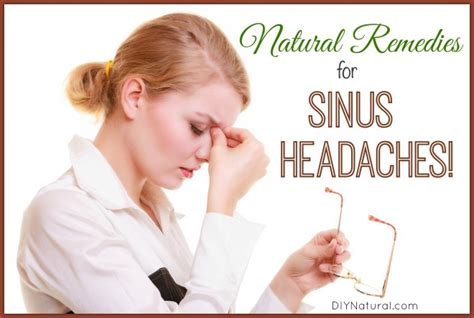 Sinus Cure simple home remedies for sinus headache