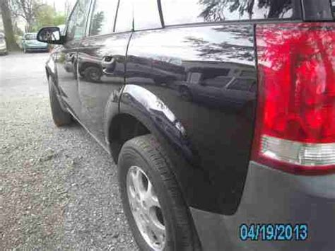saturn vue 2003 problems purchase used 2003 saturn vue awd engine problem in