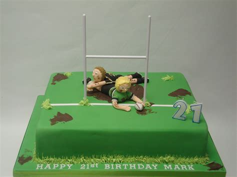 Home Decorations Online by Rugby Pitch Cake Celebration Cakes Cakeology