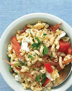 pasta salas emeril s macaroni salad recipe martha stewart
