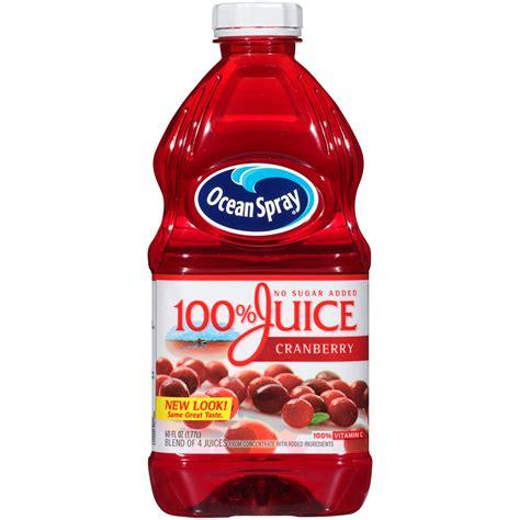 Eceran Sprei Spray 100 Juice Cranberry 60 Fl Oz 1 77l