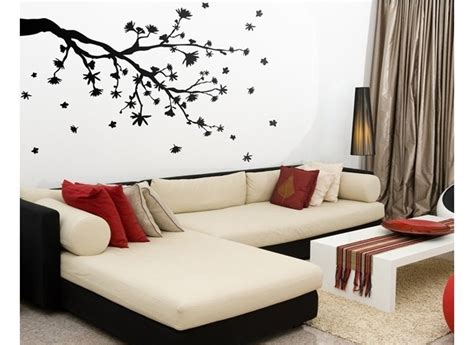 interior wall design ideas wall stickers for easy interior design ideas blogs avenue