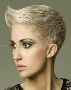 trendy haircut from trendy short hairstyles 2016