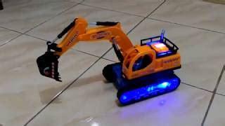 Mainan Mobil Traktor beko imazi