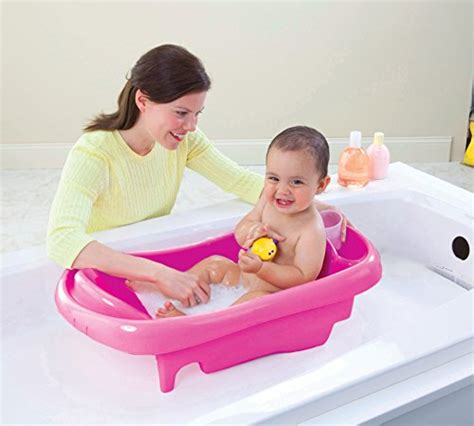first years bathtub the first years sure comfort deluxe newborn to toddler tub