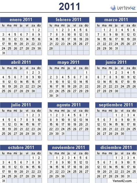 wallalaf: calendario 2011 para imprimir