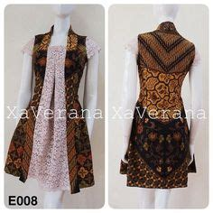 Kaos Batik Cap Simple batik the colour and pattern combination i