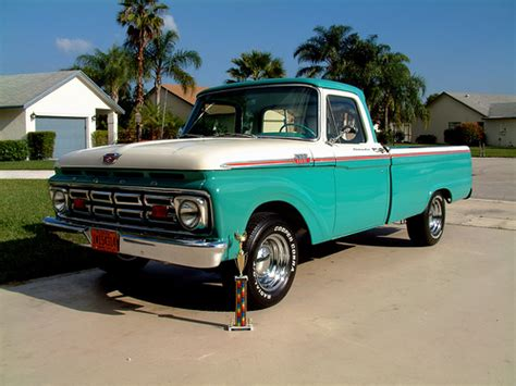 64 Ford F100 by 64 Ford F100 Flickr Photo