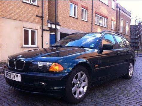 bmw 318i 2000 review 2000 bmw e46 318i 318 auto estate wagon review engine