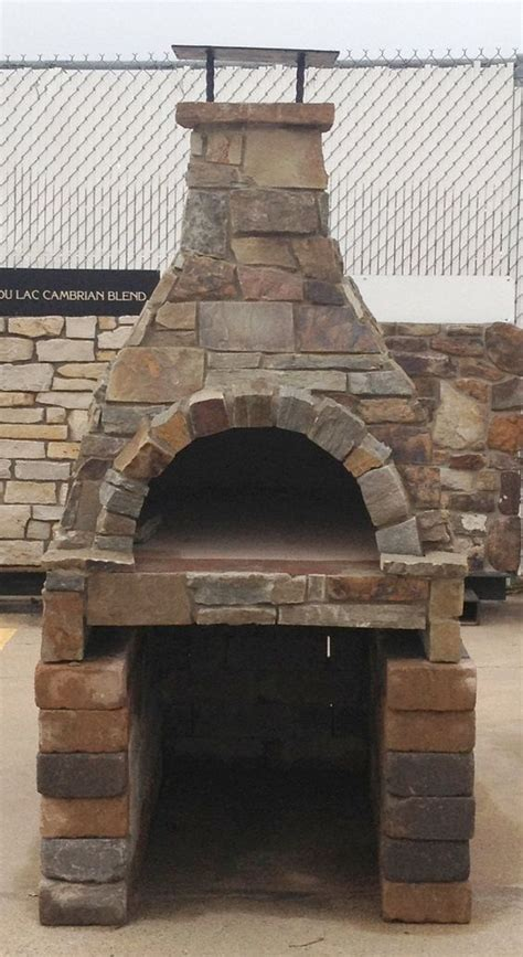 stone house pizza outdoor brick ovens 16 easy to replicate ideas houz buzz