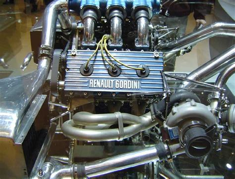 renault gordini engine f1 history the first turbocharged engine a renault