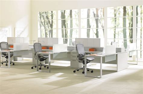 Teknion Expansion Desking open office systems ispace environments