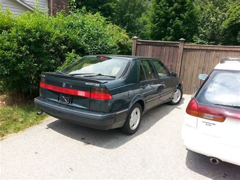 car owners manuals for sale 1995 saab 9000 engine control find used 1995 saab 9000 cse turbo hatchback 4 door 2 3l in ada michigan united states for us