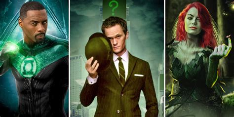 actors who could play batman in the arrowverse fan casting photoshops better than the movies cbr