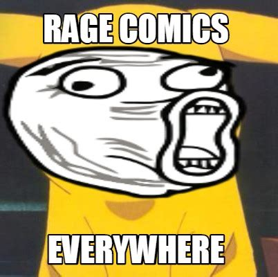 Comic And Meme Creator - meme creator rage comics everywhere meme generator at