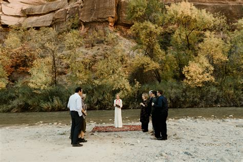 Wedding Zion National Park by Zion National Park Wedding Katch Silva