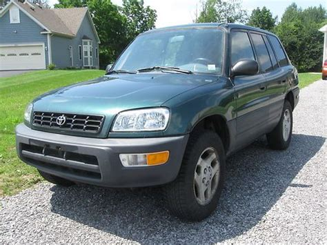 1998 Toyota Rav4 Mpg Purchase Used 1998 Toyota Rav 4 Runs Looks