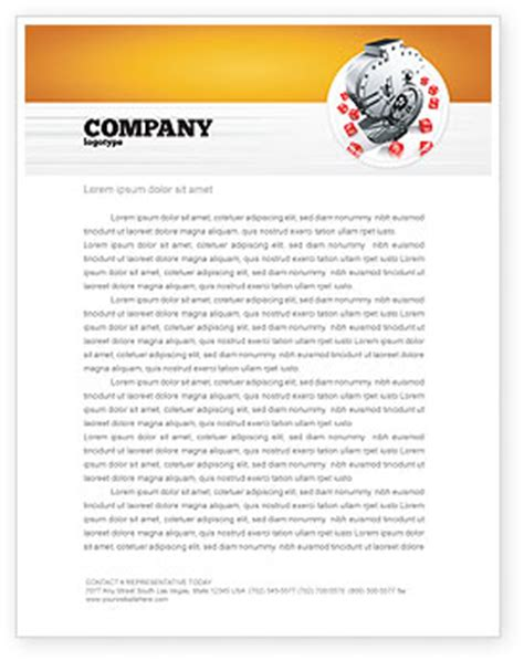Bank Of America Letterhead Bank Of America Letterhead Templates In Microsoft Word