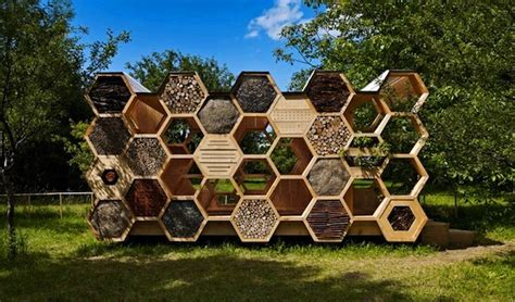 Interior Design Ideas For Homes impressive bees home by atelierd bee pavilion