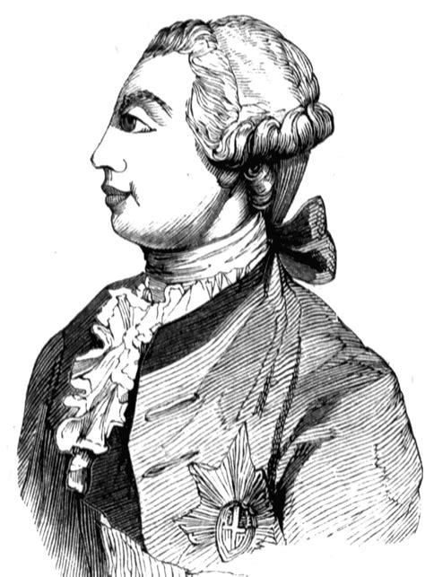 George III, King of England   ClipArt ETC