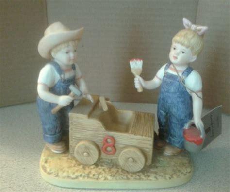 home interior denim days figurines for sale classifieds