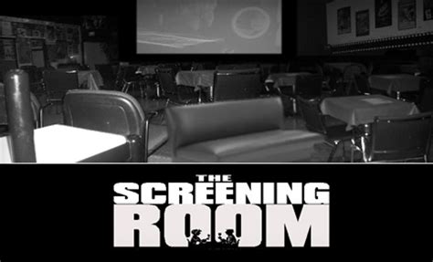 Screening Room Cinema Cafe by The Screening Room Cinema Caf 233 Amherst Ny Groupon