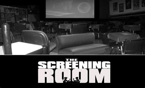 screening room cinema cafe the screening room cinema caf 233 amherst ny groupon