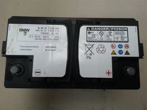 battery bmw bmw agm battery denka
