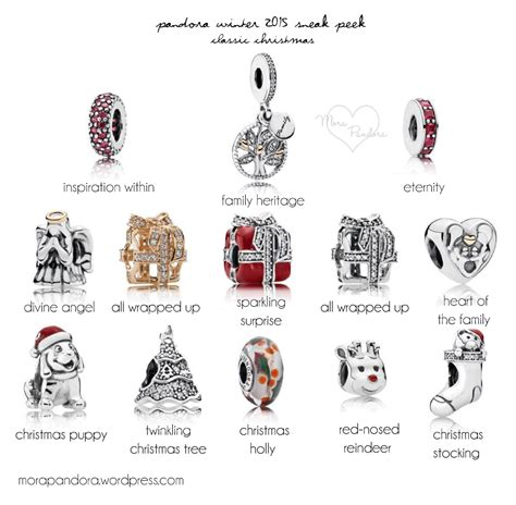 pandora charms c 1 pandora winter 2015 updated pictures prices winter