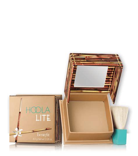 bronzer for light skin hoola lite soft matte powder bronzer benefit cosmetics