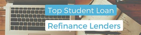 best refinance companies student loan consolidation best 7 refinancing companies