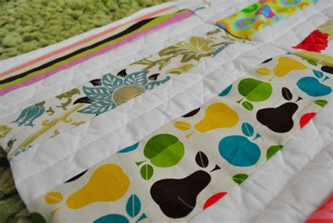 How To Make A Handmade Quilt - an easy handmade baby quilt house