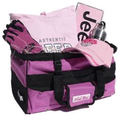 Jeep Gift Ideas S Large Pink Jeep Gift Basket Findgift