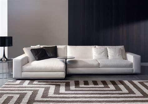 design sofa minimalis hamilton sectional by rodolfo dordoni minotti quickship