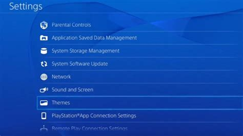 changing themes on ps4 how do you change your ps4 theme simple steps