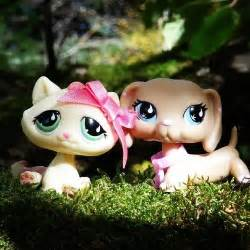 lps dogs and cats littlest pet shop cat and lps