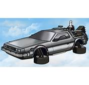 DeLorean Volador By AtlasMaximus On DeviantArt