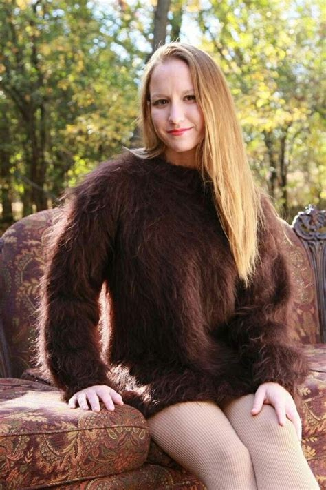 angora mohair 2482 best s fuzzy sweaters images on