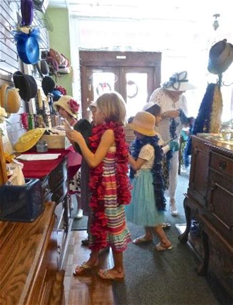 olde tea room dress up at the tea room picture of olde tea room gift shoppe forest tripadvisor