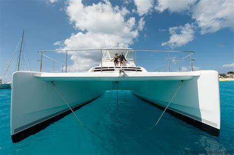 nirvana  robertson caine luxury power catamaran charter yacht