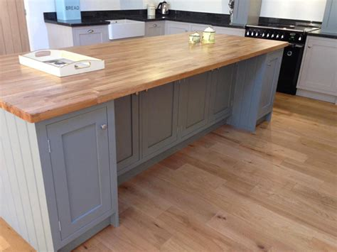 Oversized Kitchen Islands customer kitchen wooden worktop gallery worktop express