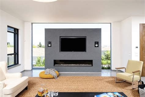 8 reasons to build your fireplace with manufactured 6 ways to make your tv a style statement trulia s blog