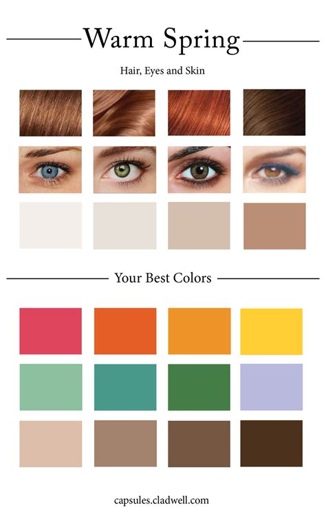 spring color palette bright spring color palette makeup mugeek vidalondon