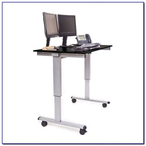 motorized stand up desk motorized adjustable height desk desk home design