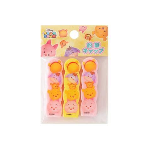Pencil Tsum Tsum 1 tsum tsum pencil caps kawaii panda cuter