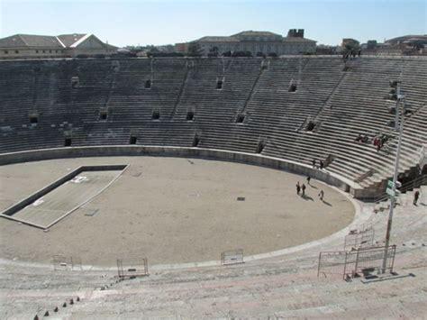 arena di verona interno italia immagini e foto monumenti di tutta l italia
