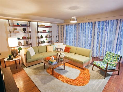 tiny mid century design on budget by andy pluta photo page hgtv