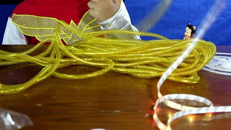 light up lasso how to a diy light up lasso