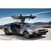 DeLorean DMC 12  Review SuperCarsnet