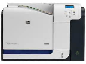 Hp Color Laserjet Cp3525dn Printer Software And Drivers